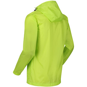 Regatta Pack It III Giacca Uomo, electric lime
